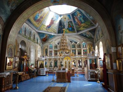 Карлошовский монастырь. Молдавия Монастырь духовность