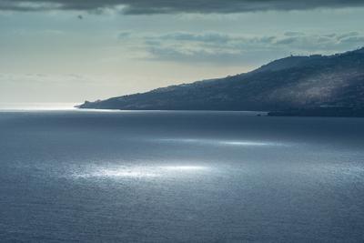 sunbeams Funchal Machico Madeira hiking island ocean sunbeams sunset