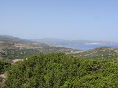 Пейзаж о. Крит.