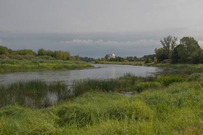 *** Остров Псковская область