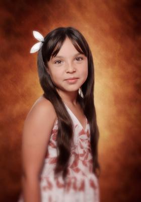 Карина портрет дети