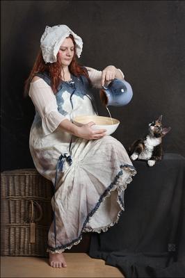 *milkmaid*)