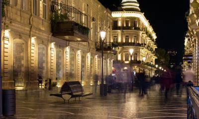 Баку 4 Баку Азербайджан
