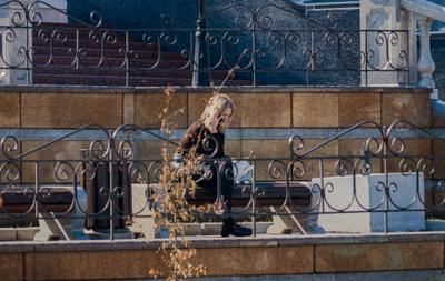 Не пришел. Россия Улан-Удэ Бурятия город жанровоефото