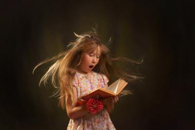 Унесённая ветром Унесённая ветром детский портрет студия Василий Прудников фото фотограф