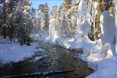 Тёплый ручей 2 Северный Байкал Горячие источники Хакусы