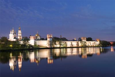 Новодевичий монастырь. новодевичий монстырь москва