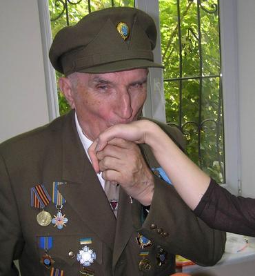 Галантный бандеровец Ветеран Украинской повстанческой армии (УПА)