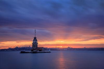 Девичья башня в Стамбуле Стамбул