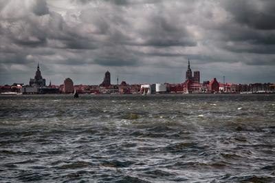 Stralsund Deutschland Город