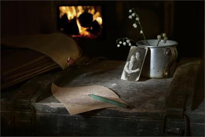 """Письма войны. Фронтовые """"треугольники"""" (1) день памяти и скорби"""