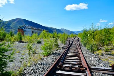 Станция Чина.