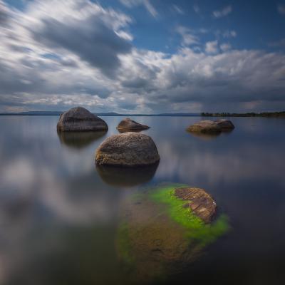 КАМНИ СЧАСТЬЯ иртяш камни озеро