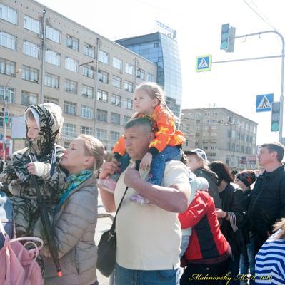 День Победы! День Победы Новосибирск Россия