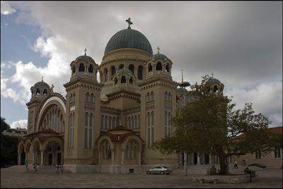 Собор Андрея Первозванного (Патры) Святой Андрей Первозванный
