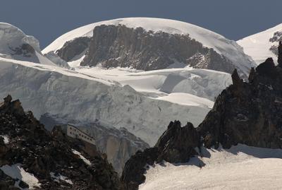 Mont Blanc монблан grand mulets