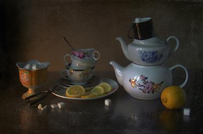 Чайные истории
