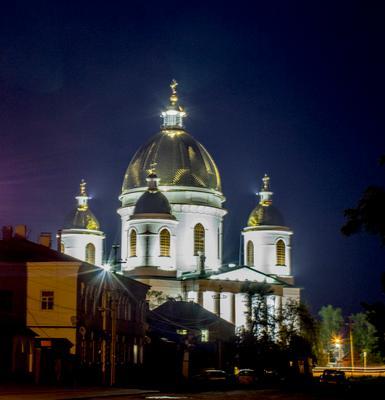 Троицкий собор церкви