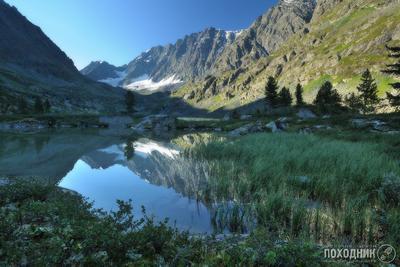 Озеро Куйгук, Горный Алтай Алтай пейзаж фото-тур