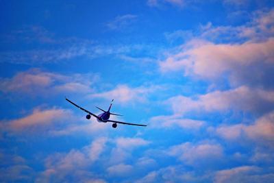 Рассекая облака!.. небо облака самолет полет воздух крылья