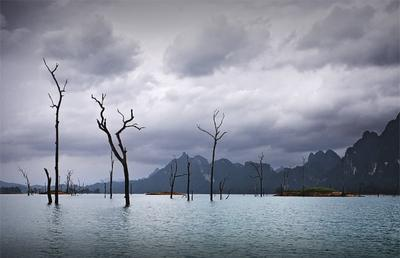 another thailand lake