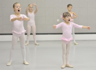 балет-это скучно..
