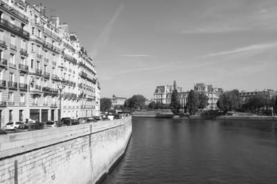 Париж, набережная Окс Флёр