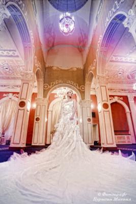 Всего один миг... Невеста, свадьба