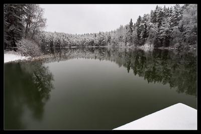 Зима приходит незаметно, ...