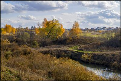 Краски октября. Октябрь 2014 Ярославское направление