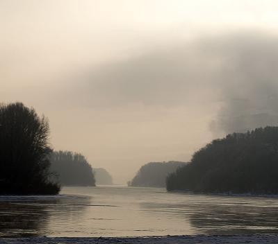 *** река Уфимка природа