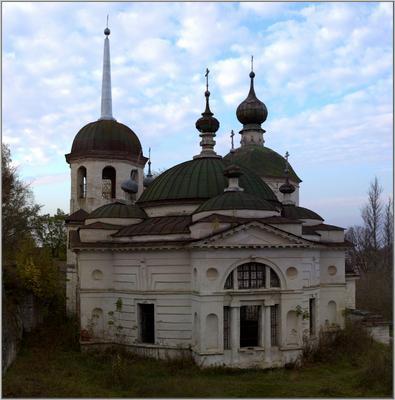 Параскева... Старица Церковь Параскевы Пятницы 1750 г октябрь