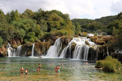 В национальном парке KRKA (Хорватия) #3