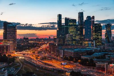 Горячий вечер, чтобы влюбиться в Москву навсегда! Москва урбан индастриал moscow закат sunset
