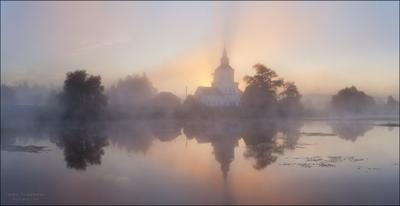 В утреннем тумане