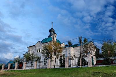 Петропавловская церковь. Шуя, Ивановская область. Шуя город Ивановская область церковь Петропавловская