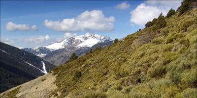Андорская диагональка горы Андора