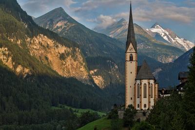 Heilingblut у подножья Альп