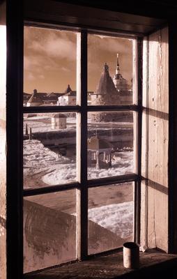 соловецкая 32 Соловки ик окно