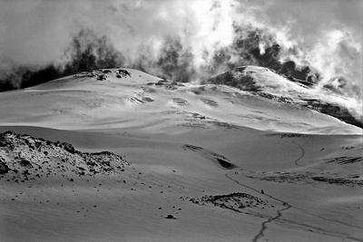 Эльбрус. Кавказ, Эльбрус, горы, туризм