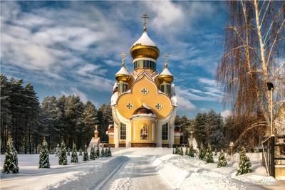 Свято-Ильинский Храм Славутича. (Киевская обл.)