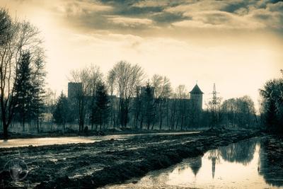 Луцкий замок замок, луцк