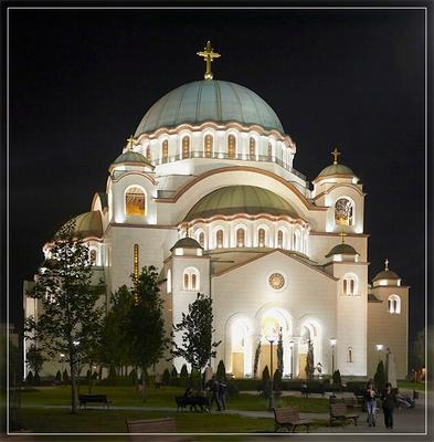Храм Святого Савы, Белград