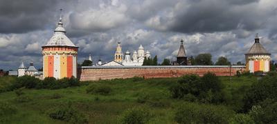 Спассо-Прилуцкий Дмитриев монастырь. монастырь Спасо-Прилуцкий архитектура храм