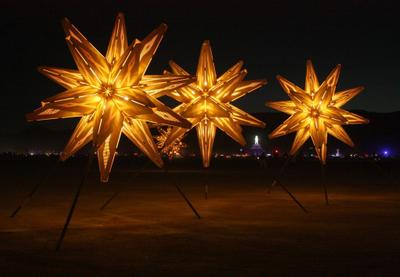 Burning Man 2012. Starlight