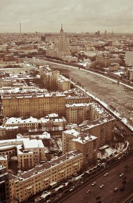 просто Москва