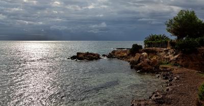 Сентябрь на острове Ибица Ибица сентябрь море