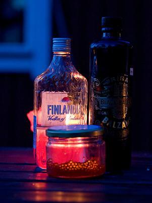 Теплый финский вечер
