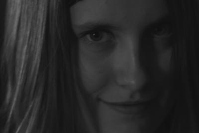 Марина портрет модель фотоувеличитель