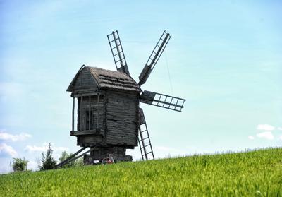 Пирогово Ветряная мельница